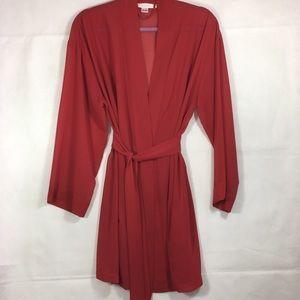 Vintage Victoria Secret Sheer Robe
